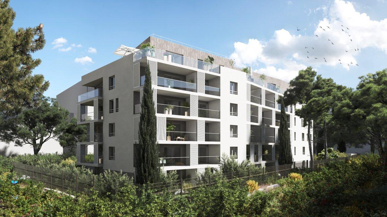 Injoy residence à Marseille