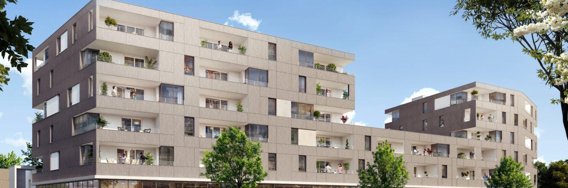 CÉRÈS Appartements et Villas - Web - Illustration