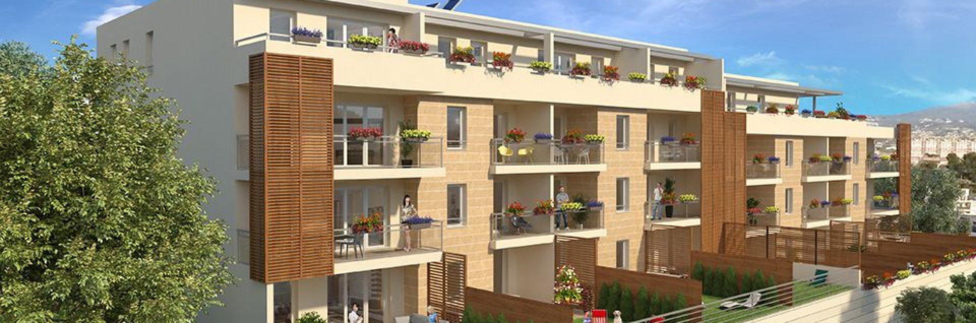 ALTICIA PARC - 13ème arrondissement - Web - Illustration